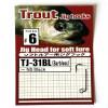 Trout Jig hooks TJ-31BL