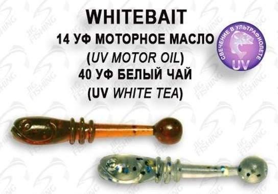 WHITEBAIT 2,1cm barva 14,40