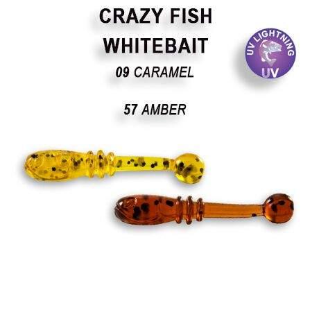 WHITEBAIT 2,1cm 9,57