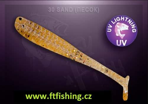 Nano Minnow 4 cm barva 30 sand
