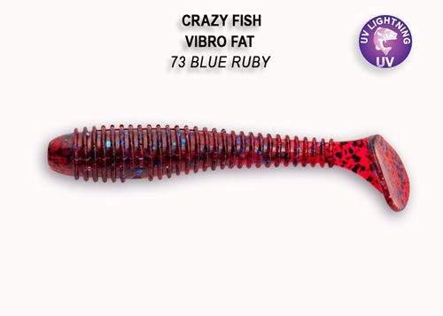 Vibro Fat 7,1cm barva 73 blue rubby