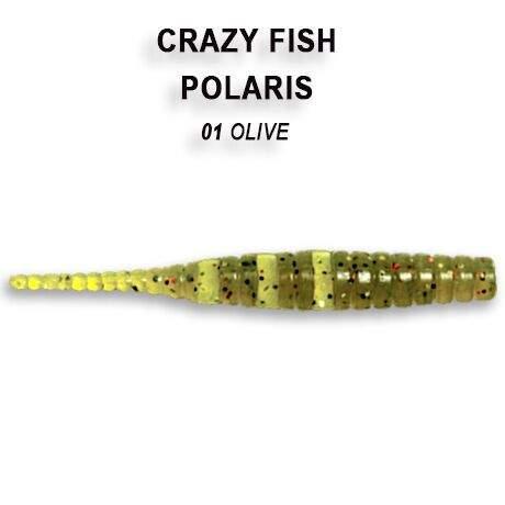 Polaris 4,5cm barva 1 olive