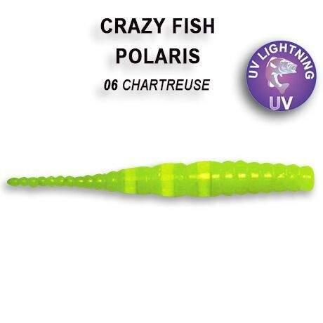 Polaris 4,5cm barva 6 Chartreuse