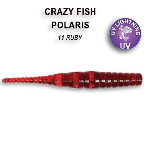 Polaris 5,4 cm barva 11 rubby