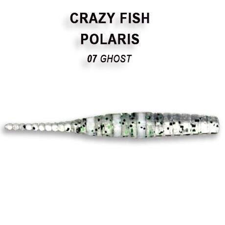 Polaris 4,5cm barva 7 ghost