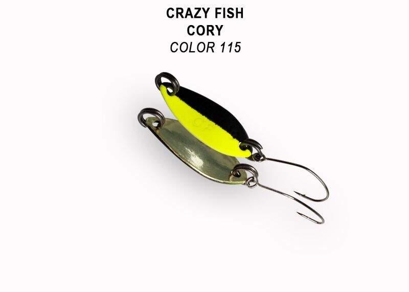 Cory 1,1g color 115