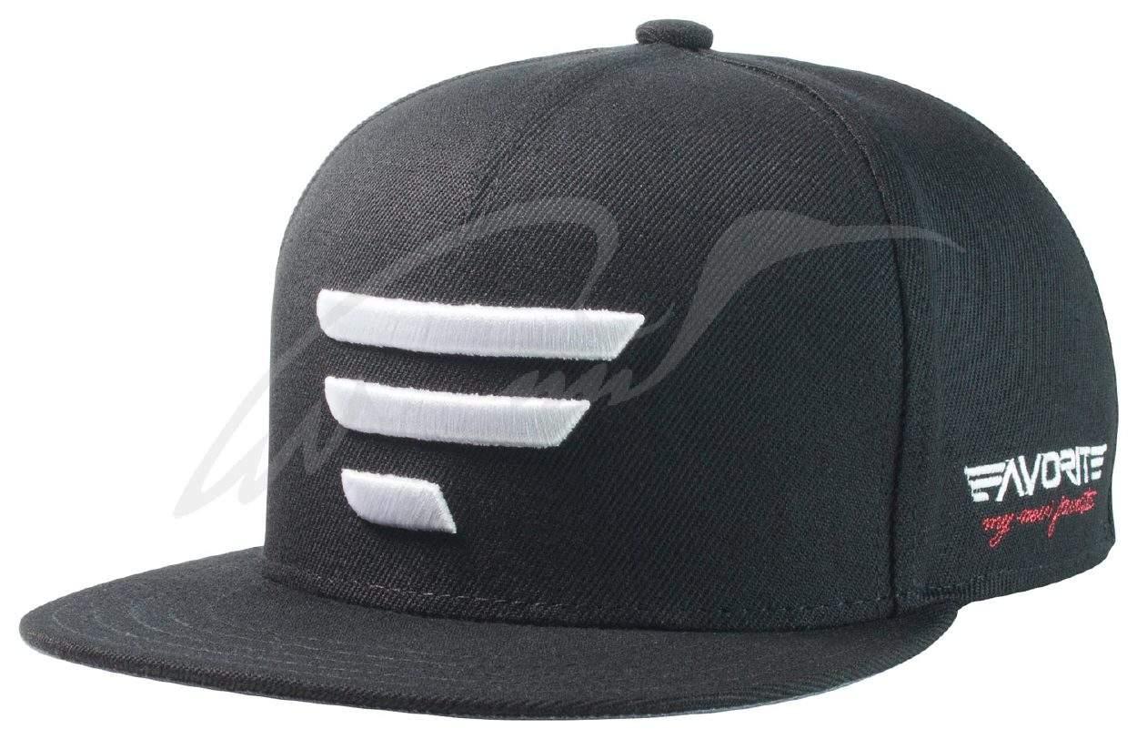 Čepice Favorite A Frame černá, bílé logo
