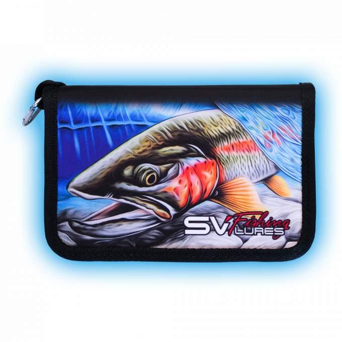 Penál na plandavky  SV Fishing 130x100x30mm