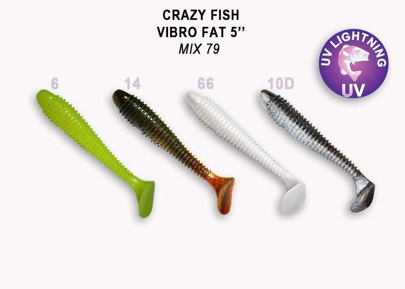 Vibro Fat 12cm mix M79