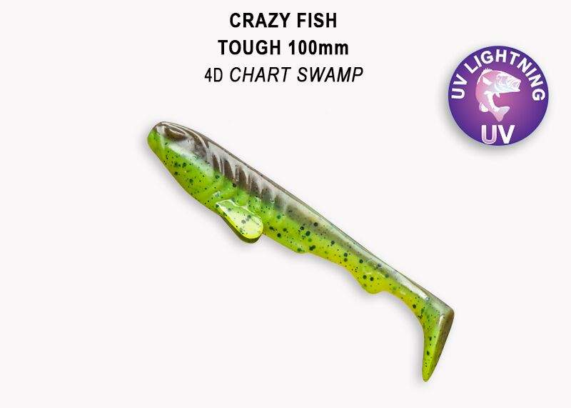 Tough 10cm barva 4D chart swamp