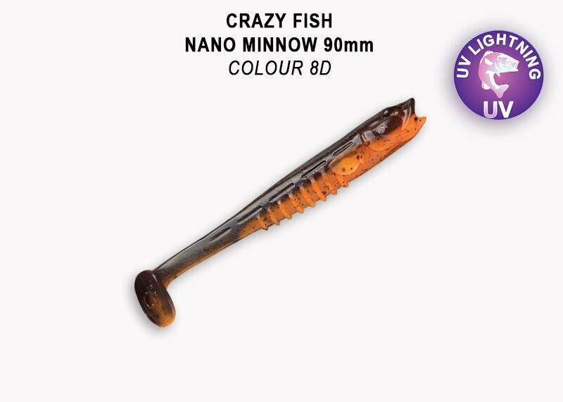 Nano Minnow 9 cm 8D